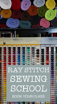 Ray Stitch Sewing School